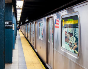 Subway Accident