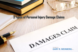 3 Types of Personal Injury Damages